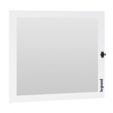 Glass door for XL³ S 160 cabinets with 4x36 modules