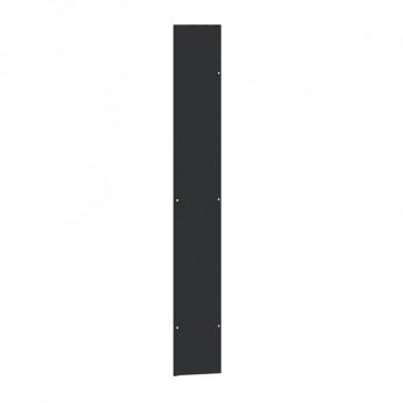 Set of 2 side panels for XL³ S 630 enclosures - for cabinets or cable sleeves with faceplate height 1650 mm