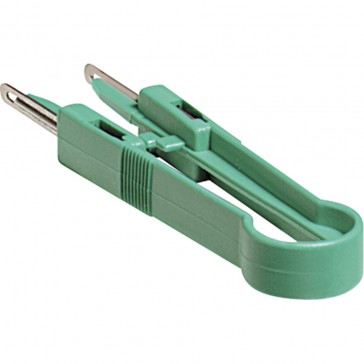 Plier for plug-in configurators for MyHOME BUS technology