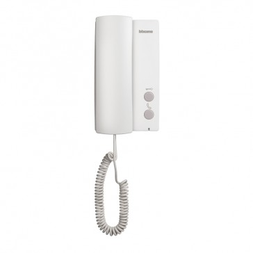 Audio handset additional internal unit for complete ONE FAMILY audio door entry kit