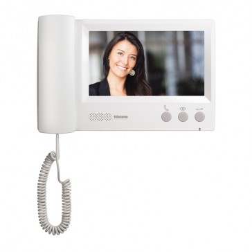 "7"" handset additional internal unit for complete ONE FAMILY colour 7"" video door entry kit"