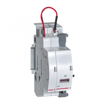 Stand alone release DX³ 230 V~ - supplied with battery for N/C push-button