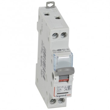 Isolating switch - 2P with indicator 250 V~ - 32 A