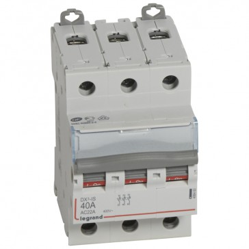Isolating switch - 3P 400 V~ - 40 A