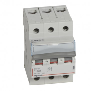 Isolating switch - 3P 400 V~ - 100 A