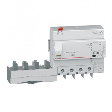 Add-on modules DX³ - 4P- 400 V~ - 125 A- 30/3000 mA- Hpi type / integrated energy meter