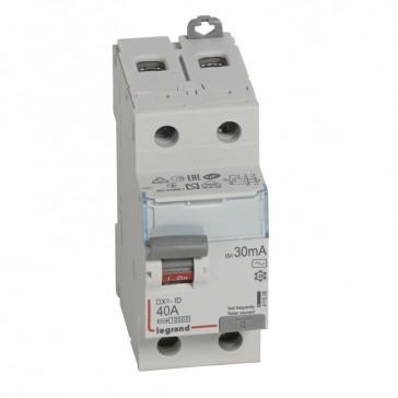 RCD DX³-ID - 2P 230 V~ - 40 A - 30 mA - AC type