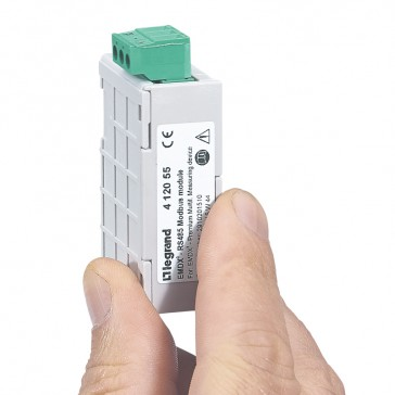 modules for EMDX³ Premium - RS 485 communication with modbus link
