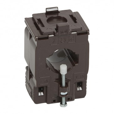 Single phase current transformer (CT) for 32x10.5 / 25.5x15.5 mm bar - transformation ratio 600/5