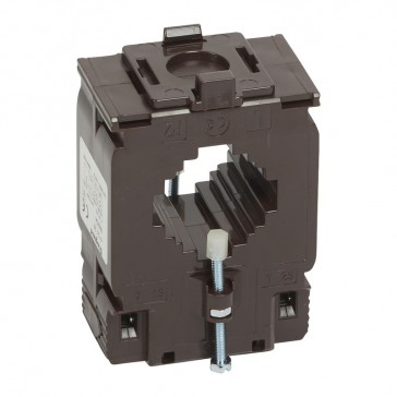 Single phase current transformer (CT) for 40.5x12.5 / 32.5x20.5 mm bar - transformation ratio 600/5