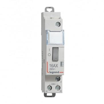 Single pole latching relay - standard - 16 A 230 V - 1 N/O