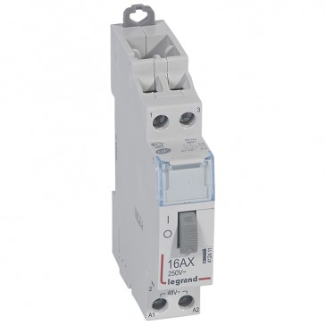 Two pole latching relay - standard - 16 A - 48 V - 2 N/O