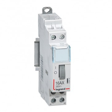 Two pole latching relay - standard - 16 A 230 V - 2 N/O