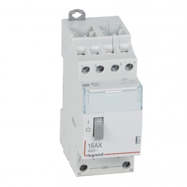 Four pole latching relay - standard - 16 A 230 V - 4 N/O