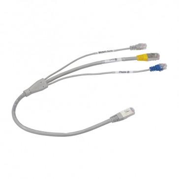 Patch cord remote box