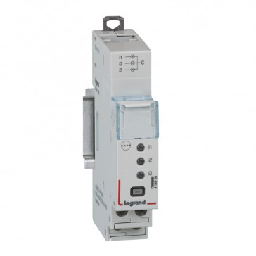 Pulse concentrator CX³ - up to 3 pulse circuits - 1 module