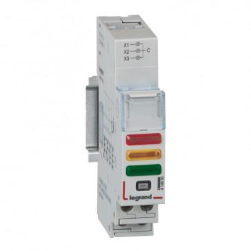 State reporting modules CX³ - universal signalling - 3 LED lights - 1 module