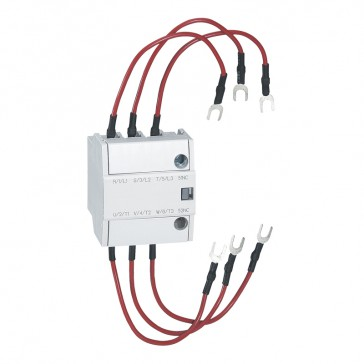 CTX³ capacitor switching units - for CTX³ 3P - 9 to 40 A