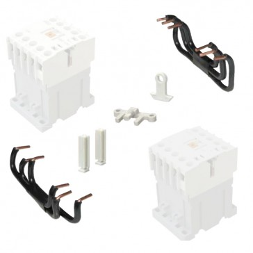 Mechanical interlock for mini contactors CTX³