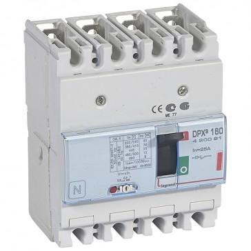 MCCB thermal magnetic - DPX³ 160 - Icu 36 kA 400 V~ - 4P - 25 A