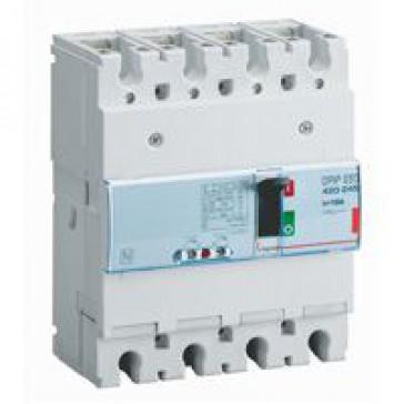 MCCB thermal magnetic - DPX³ 250 - Icu 36 kA 400 V~ - 4P - 100 A