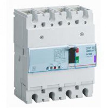 MCCB thermal magnetic - DPX³ 250 - Icu 50 kA 400 V~ - 4P - 160 A