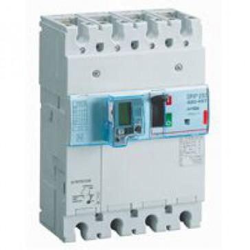 MCCB electronic + energy metering + e.l.c.bs - DPX³ 250 - Icu 36 kA - 4P - 160 A