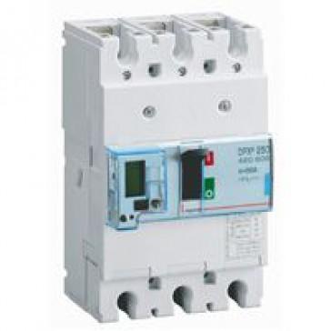 MCCB thermal magnetic - DPX³ 250 - Icu 70 kA 400 V~ - 3P - 250 A