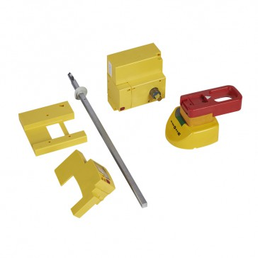 Vari-depth handle - for DPX³ - handle for emergency use