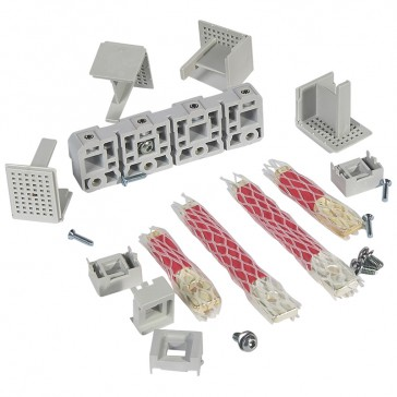 Rear terminals (x 4) - for DPX³ 250 4P