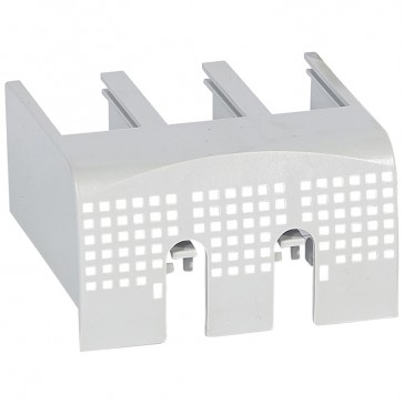 Sealable terminal shields - for DPX³ 160 3P - rear terminals