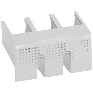 Sealable terminal shields - for DPX³ 250 3P - rear terminals