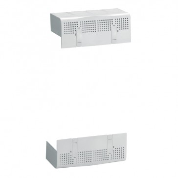 Sealable terminal shields - for DPX³ 250 4P - rear terminals