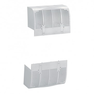 Sealable terminal shields - for DPX³ 250 4P - front terminals