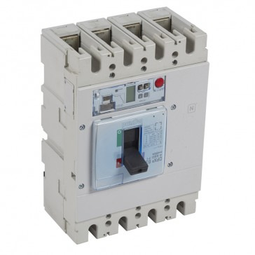 MCCB DPX³ 630 - S2 electronic release - 4P - Icu 50 kA (400 V~) - In 250 A
