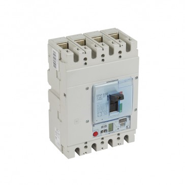 MCCB DPX³ 630 - S2 elec release + central - 4P - Icu 100 kA (400 V~) - In 250 A