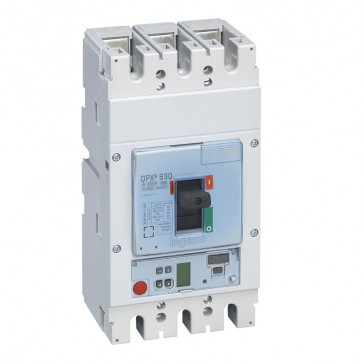 MCCB DPX³ 630 - Sg electronic release - 3P - Icu 70 kA (400 V~) - In 630 A