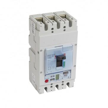 MCCB DPX³ 630 - Sg elec release + central - 3P - Icu 36 kA (400 V~) - In 630 A