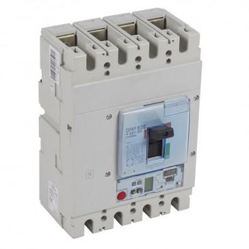 MCCB DPX³ 630 - Sg elec release + central - 4P - Icu 36 kA (400 V~) - In 400 A