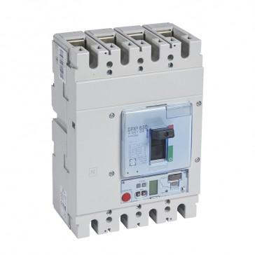 MCCB DPX³ 630 - Sg elec release + central - 4P - Icu 50 kA (400 V~) - In 400 A