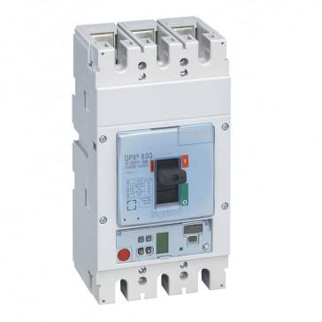 MCCB DPX³ 630 - Sg elec release + central - 3P - Icu 70 kA (400 V~) - In 400 A