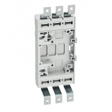 Front terminal mounting base - for DPX³ only - 3P