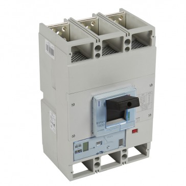 MCCB DPX³ 1600 - S2 electronic release - 3P - Icu 70 kA (400 V~) - In 1000 A