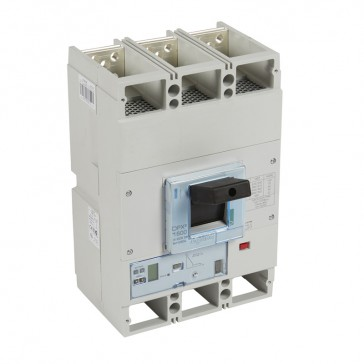 MCCB DPX³ 1600 - S2 electronic release - 3P - Icu 70 kA (400 V~) - In 1250 A