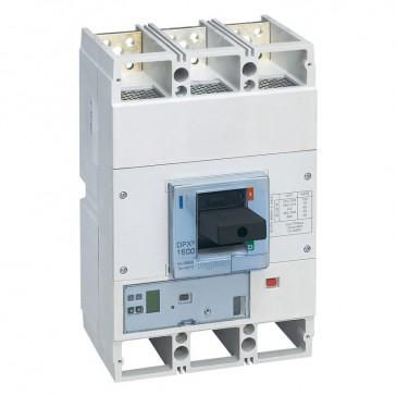 MCCB DPX³ 1600 - Sg elec release +central - 3P - Icu 36 kA (400 V~) - In 1600 A