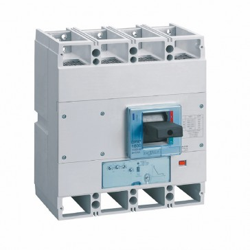 MCCB DPX³ 1600 - S1 electronic release - 4P - Icu 36 kA (400 V~) - In 630 A
