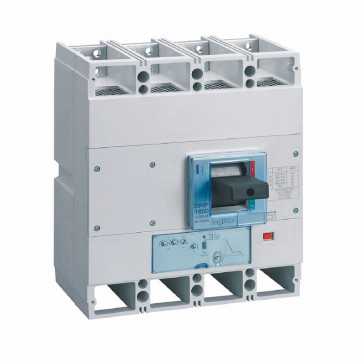 MCCB DPX³ 1600 - S1 electronic release - 4P - Icu 36 kA (400 V~) - In 1000 A
