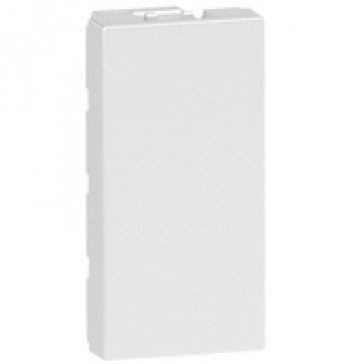 Blank modules Arteor - square - 1 module - white