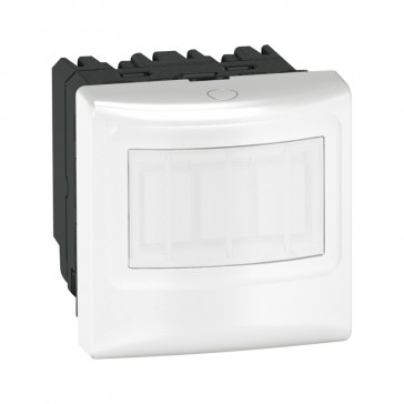 Automatic switch Arteor - with neutral - 3-wire - 1000 W- 2 modules - white