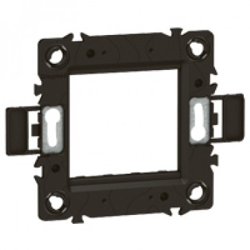 Support frame Arteor - for German/French boxes - 1 or 2 modules